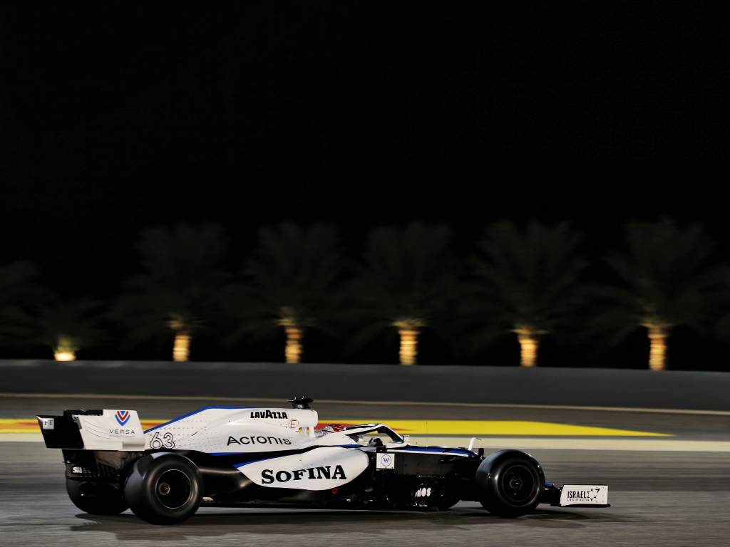 George Russell, Williams, Bahrain Grand Prix