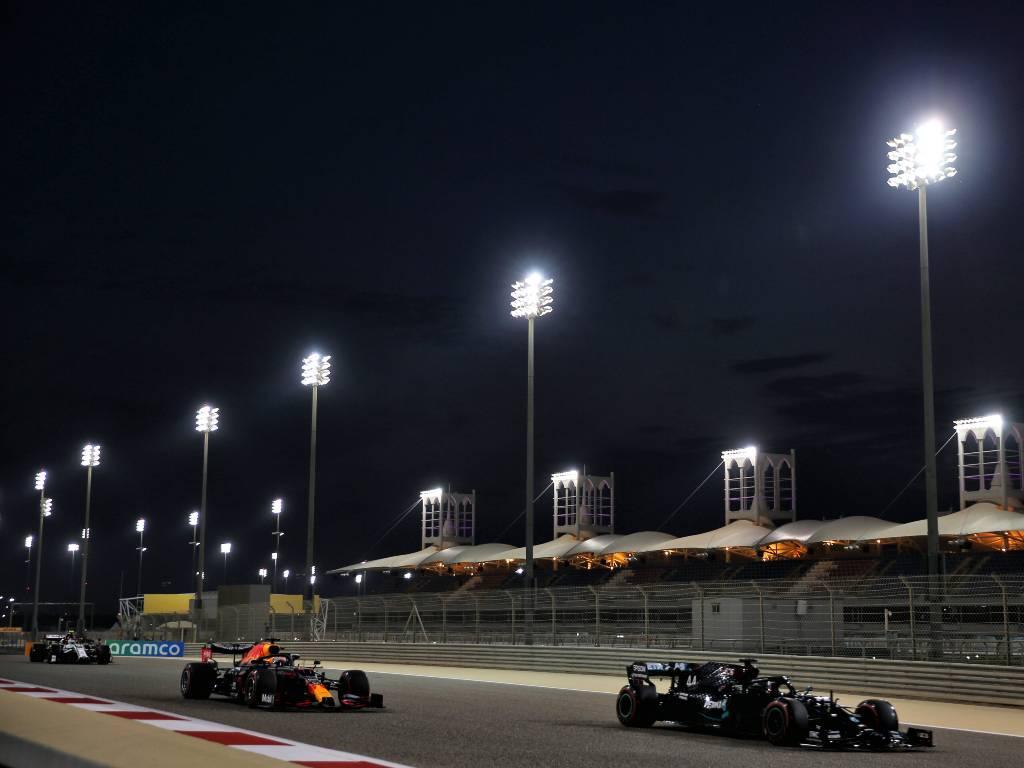 Lewis Hamilton, Mercedes, Bahrain Grand Prix