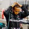 Lewis Hamilton moment