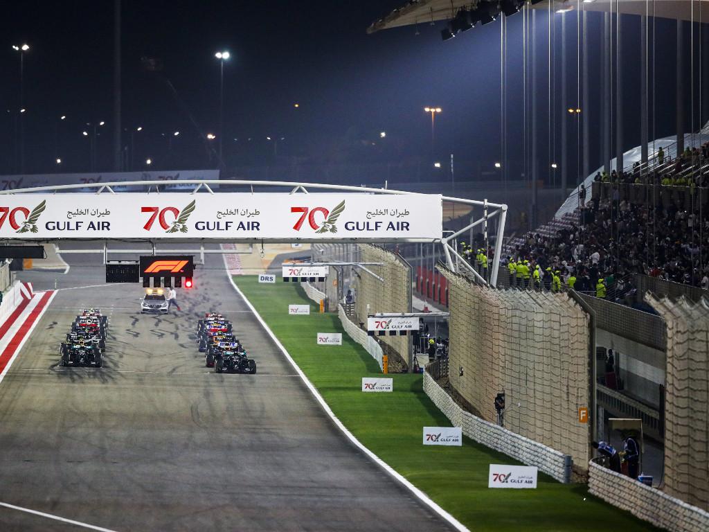Formula 1 Bahrain Sakhir