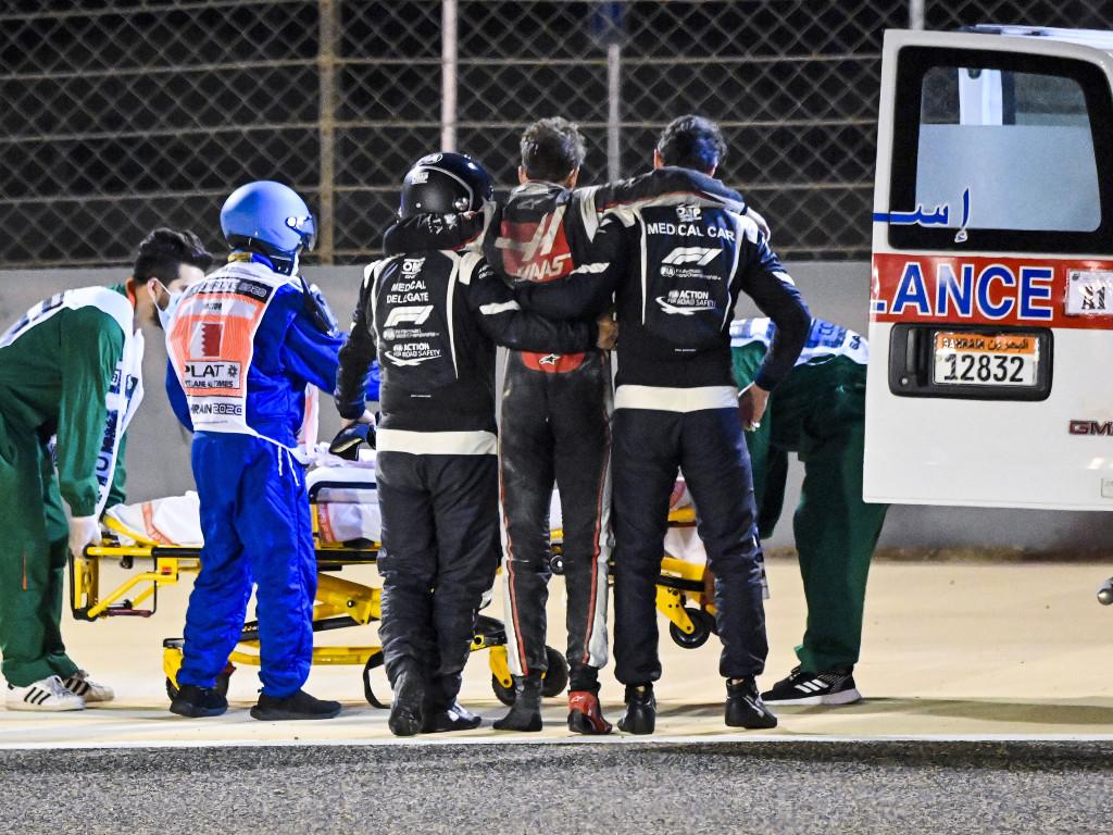 Romain Grosjean PA