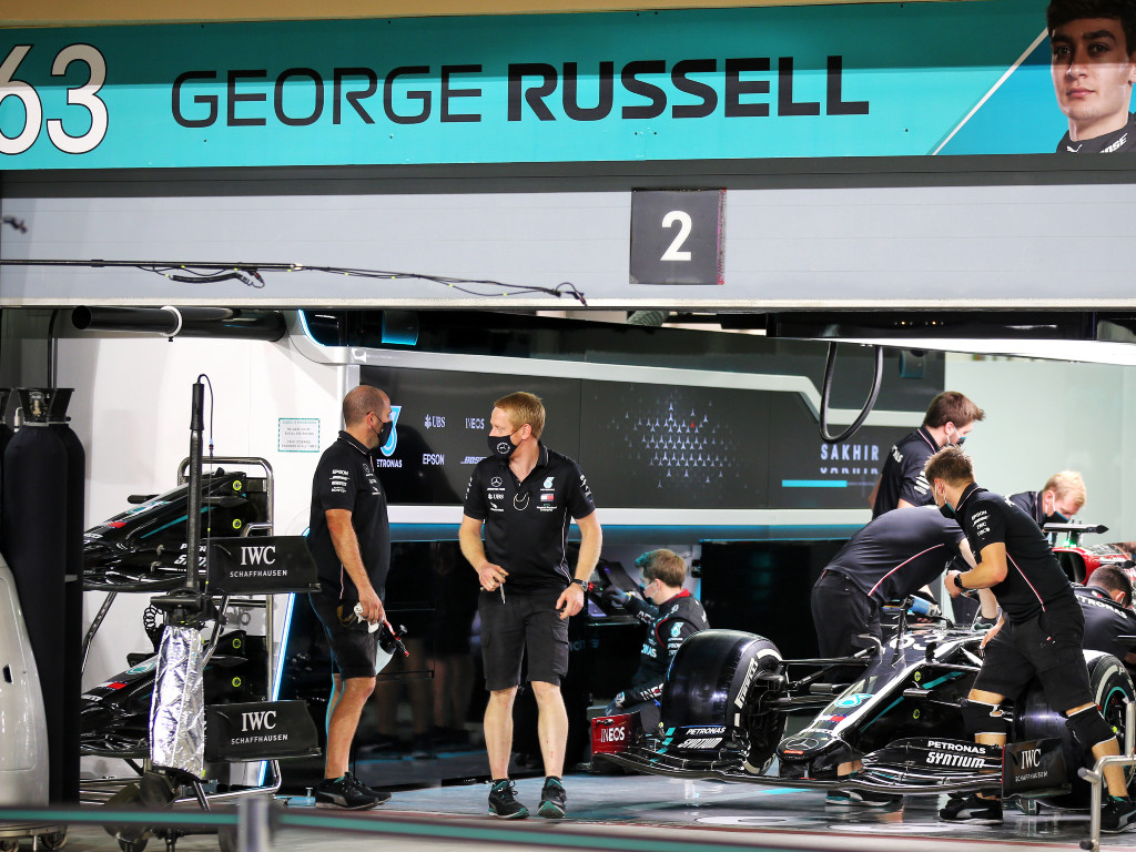 George Russell Mercedes