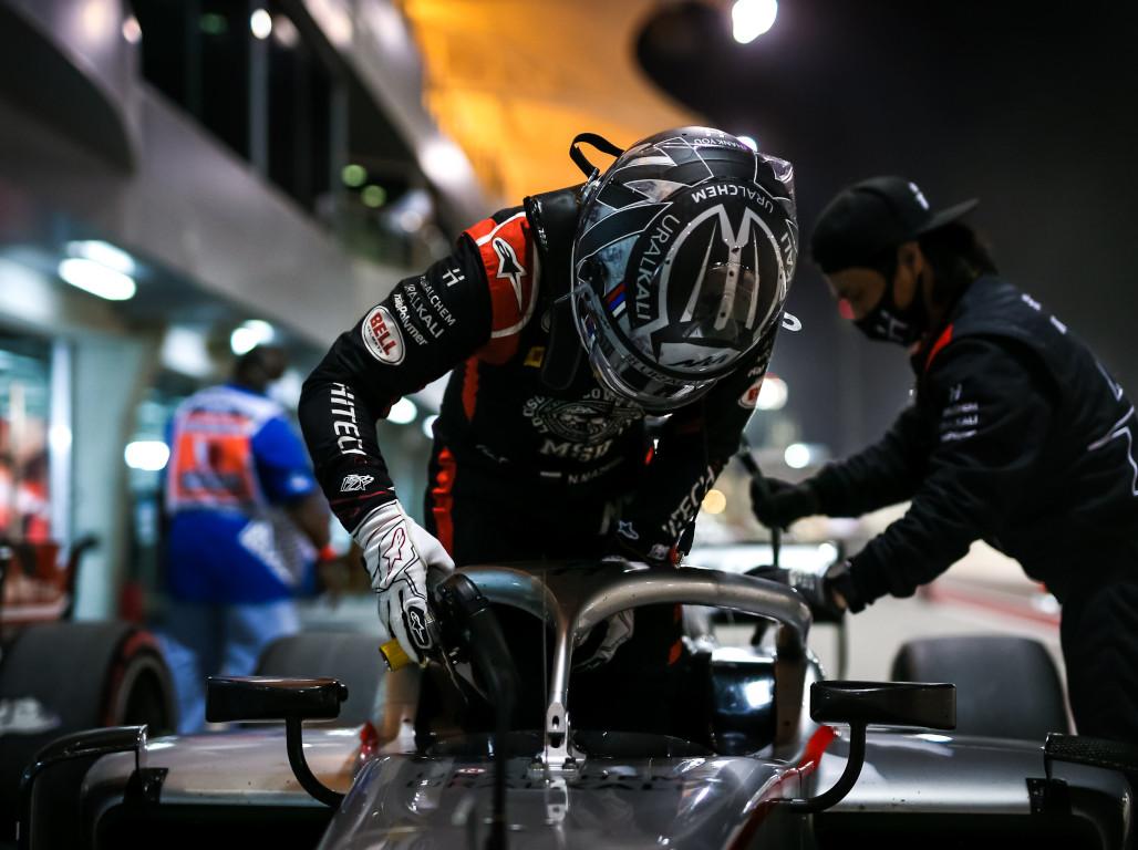 Nikita Mazepin Formula 2