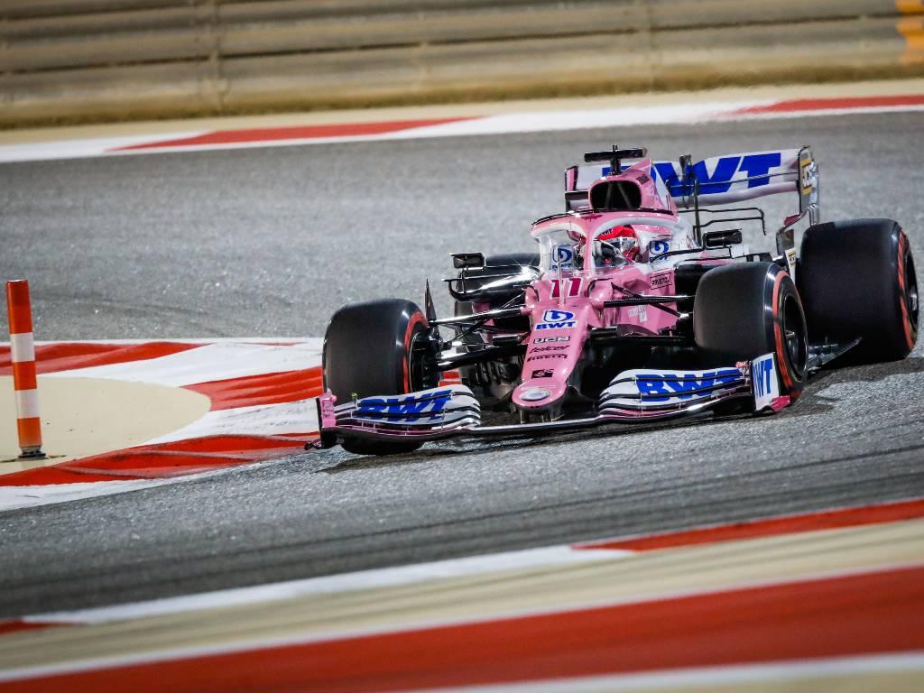 Sergio Perez. Racing Point