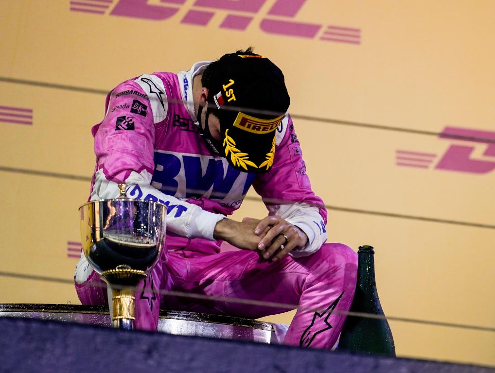 Sergio Perez Sakhir GP