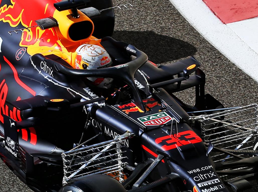 Max Verstappen aero rakes