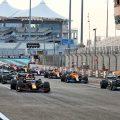 Formula 1 Abu Dhabi Grand Prix - Race