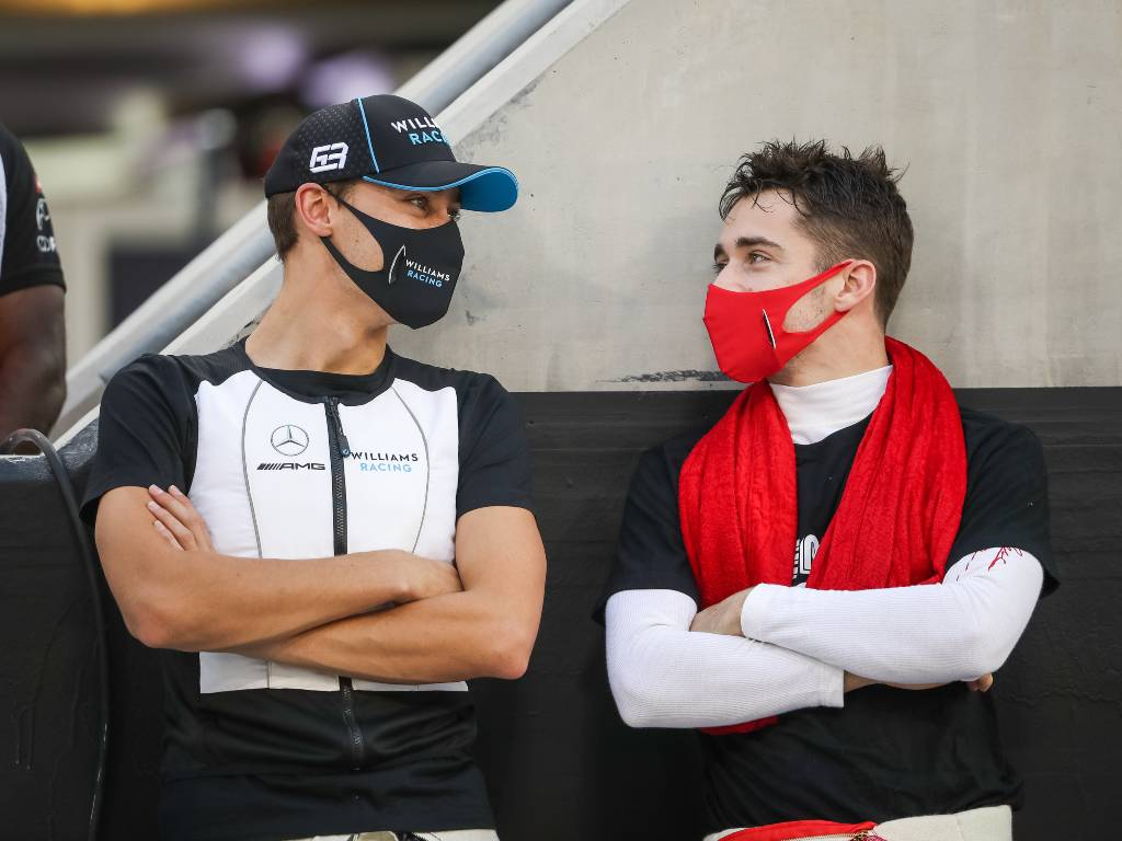 George Russell, Charles Leclerc