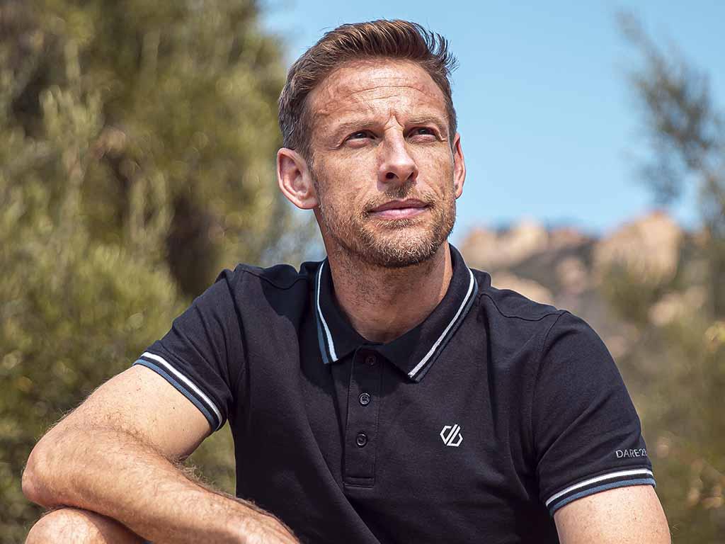 Jenson Button Dare 2B