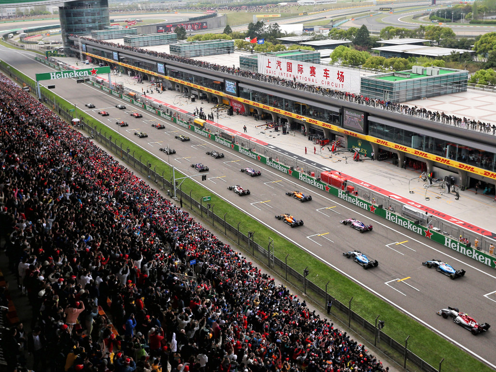 Chinese GP off 2021