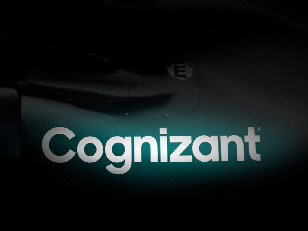 Cognizant Aston Martin sponsor