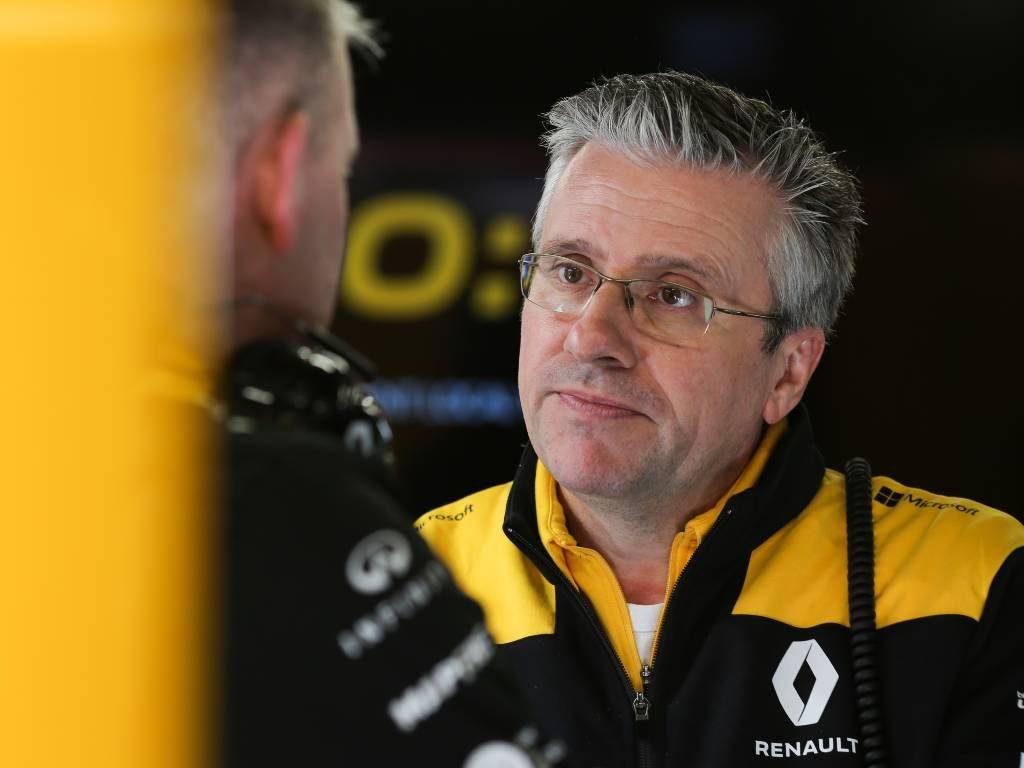 Pat Fry, Renault