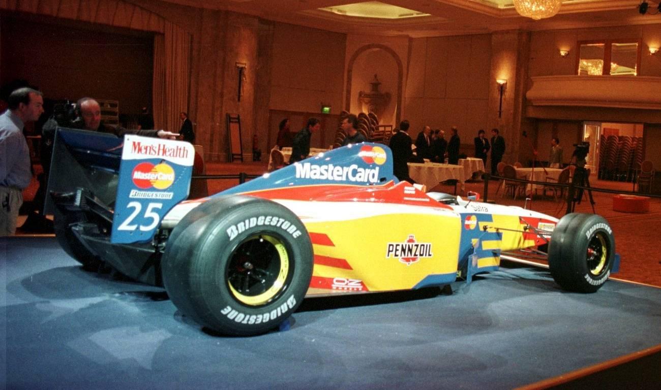 1997 Lola F1 car