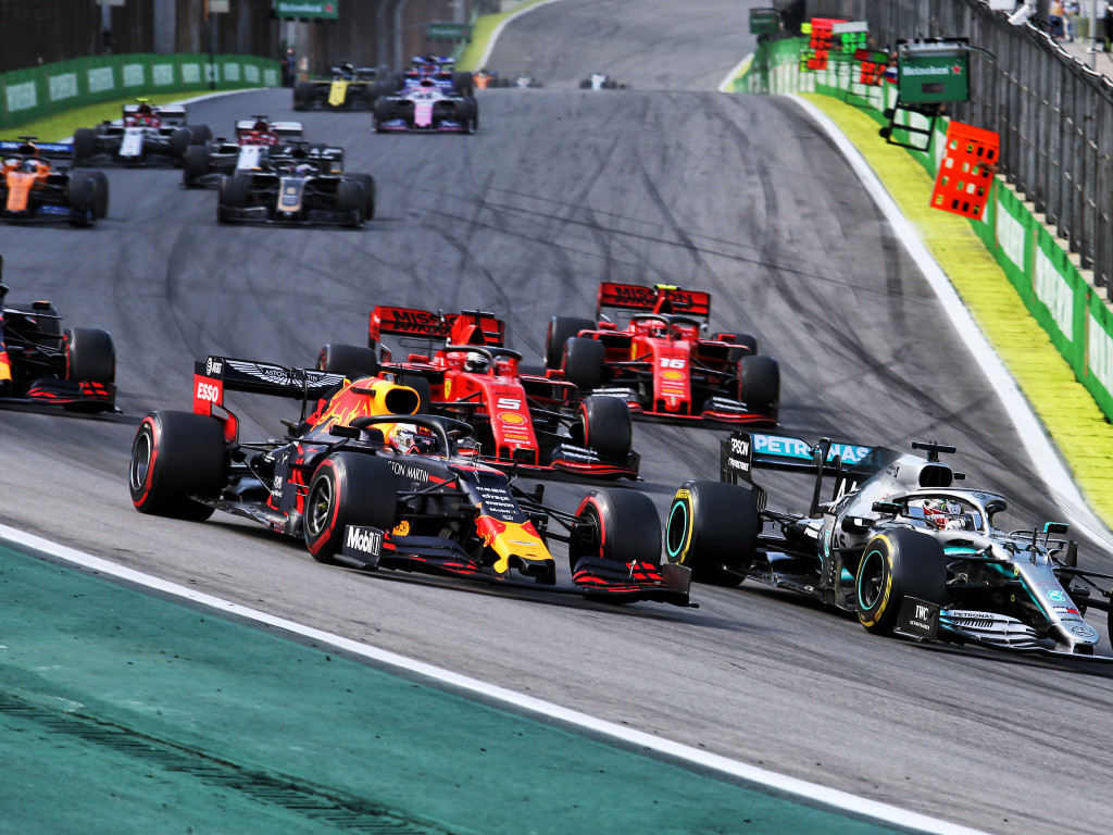 Interlagos, Sao Paulo Grand Prix