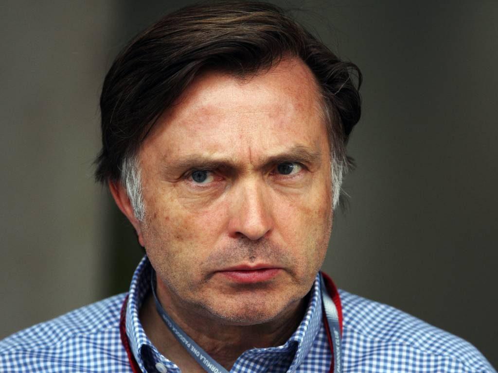 Jost Capito, new Williams CEO