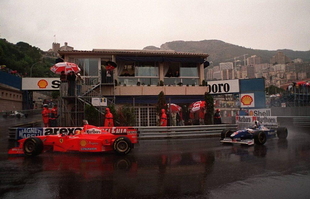 Michael Schumacher, Ferrari, 1997 Monaco Grand Prix
