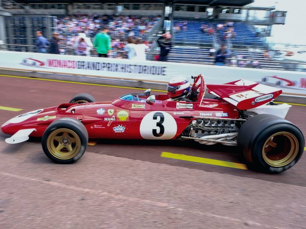 Sir Lewis Hamilton has been offered the chance to drive the 1970 Ferrari 312B owned by Paolo Barilla