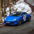 Esteban Ocon, Alpine, Monte Carlo Rally