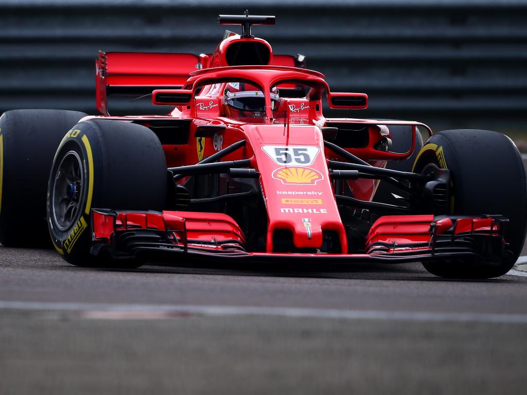 Carlos Sainz, track limits