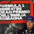 Max Verstappen, Imola press conference