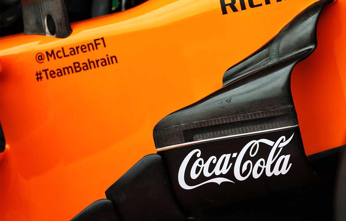 Coca-Cola McLaren PA