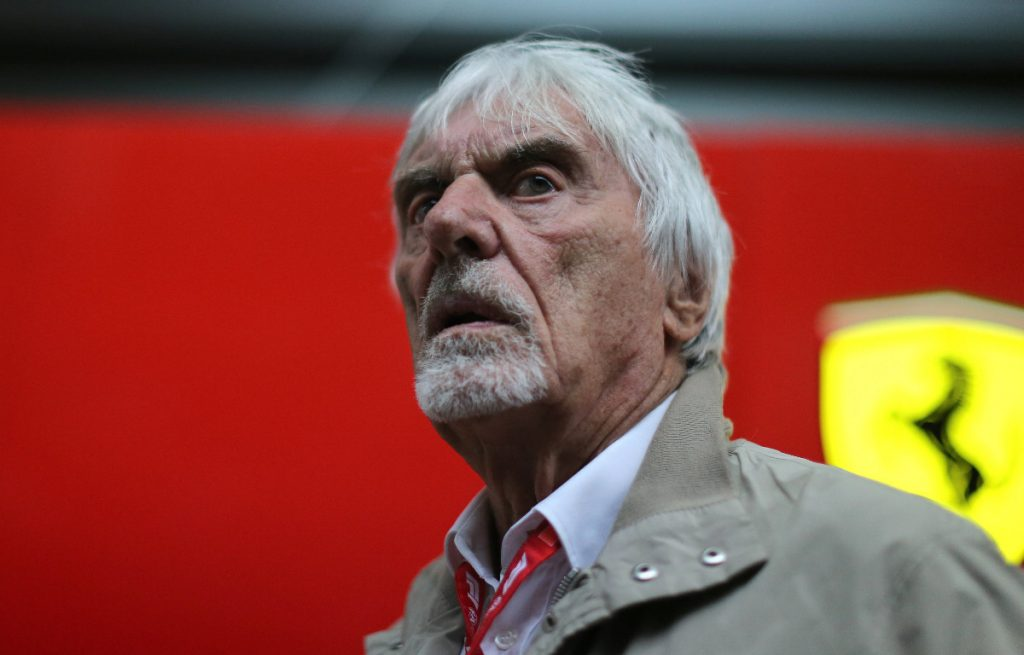 Bernie Ecclestone Series Next F1 Project For Senna Producer
