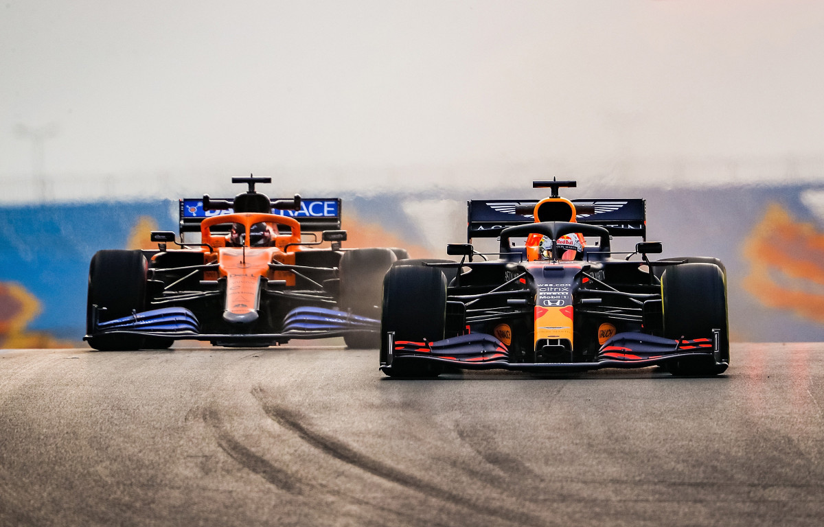 McLaren Red Bull