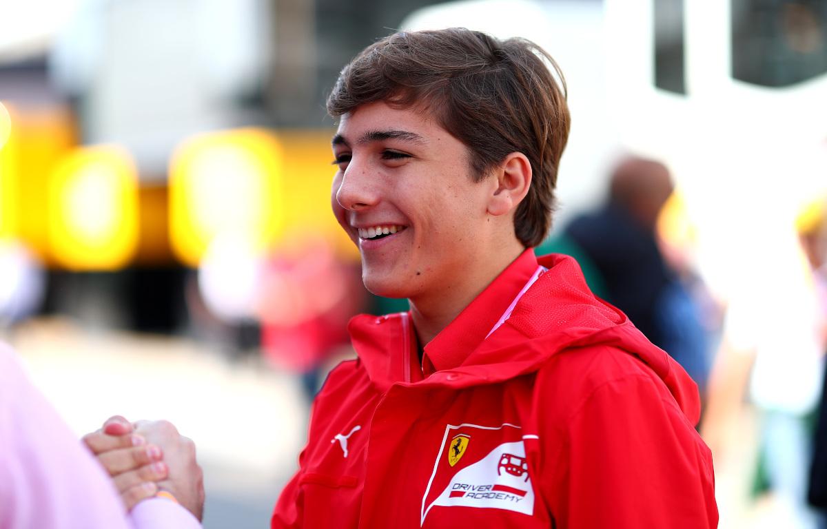 Enzo Fittipaldi Ferrari