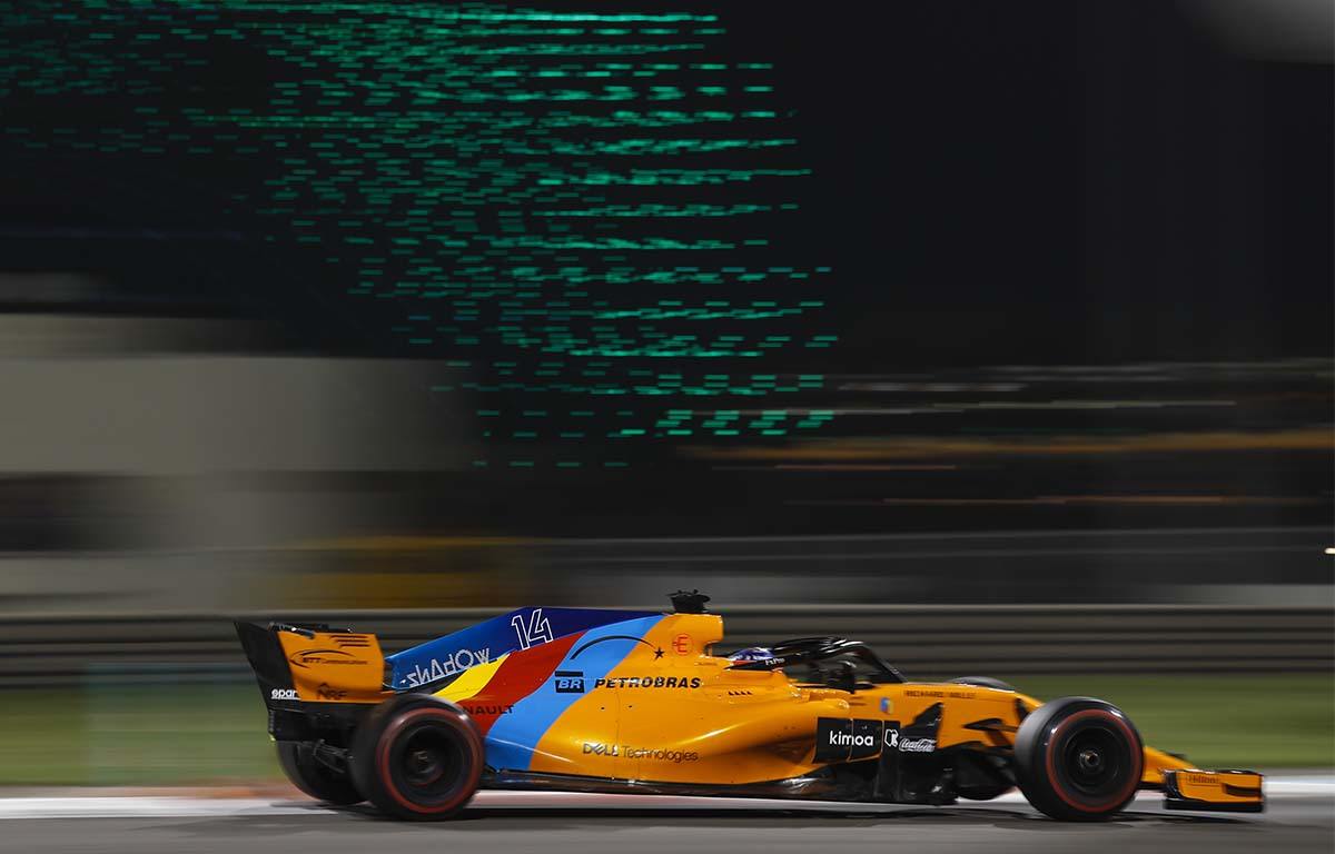 McLaren MCL33 Fernando Alonso