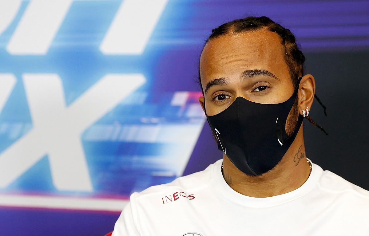 Lewis Hamilton press conference
