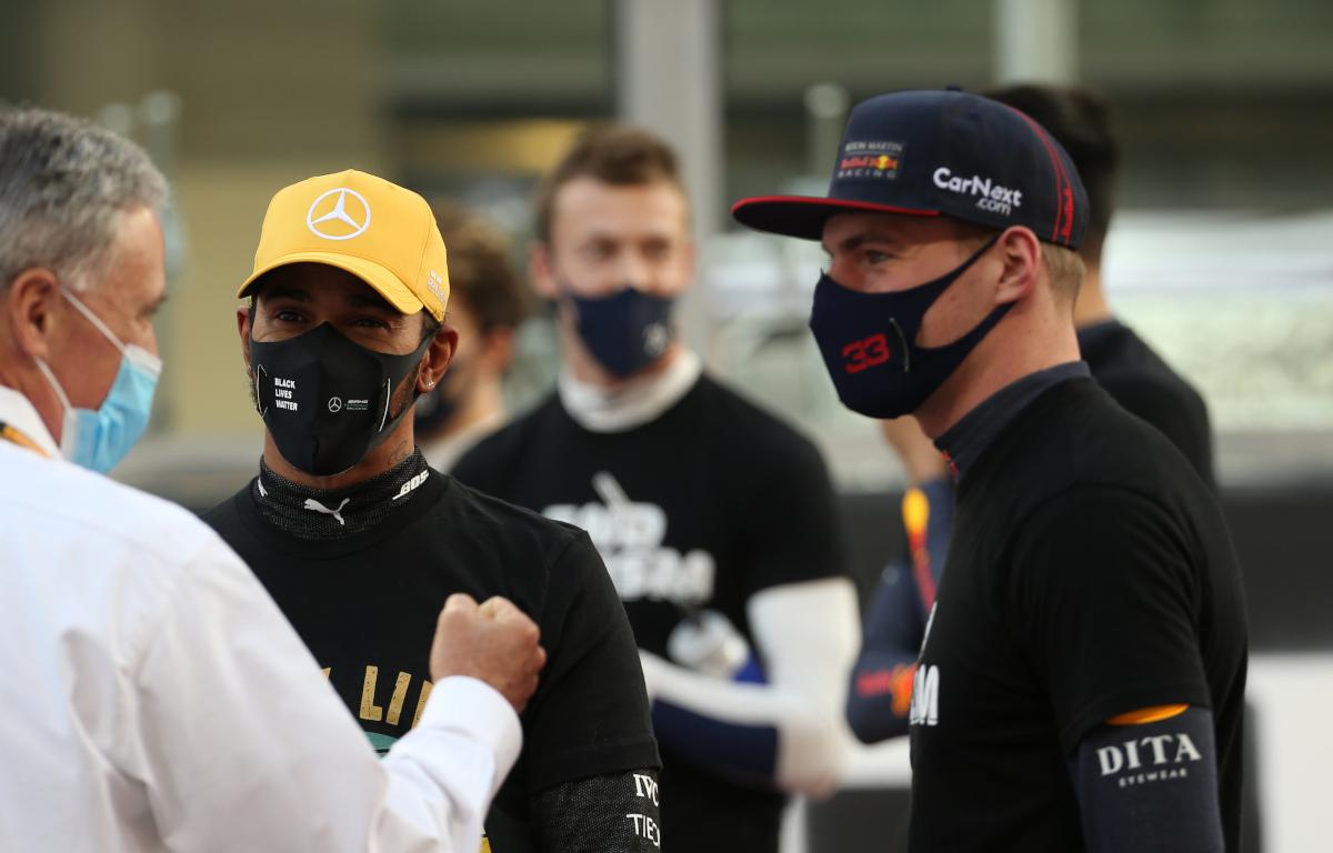 Lewis Hamilton Max Verstappen Daniil Kvyat