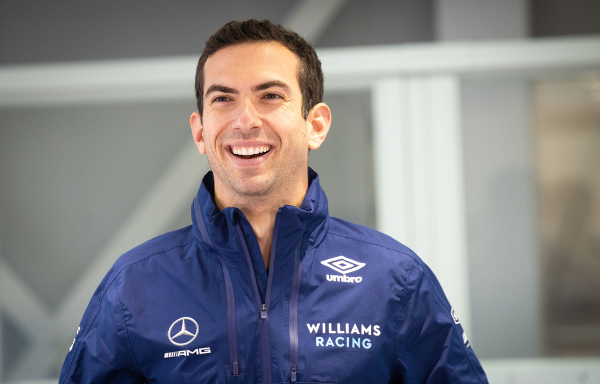 Nicholas Latifi Williams Umbro