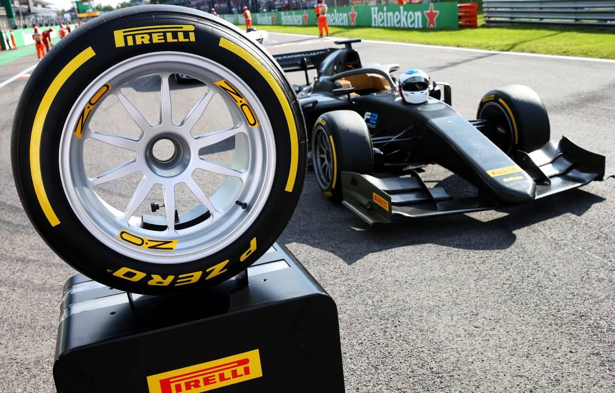 18-inch tyres Pirelli