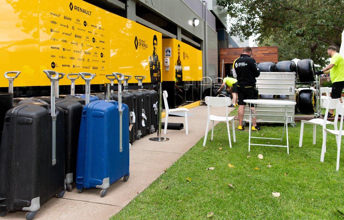 Australian Grand Prix cancellation