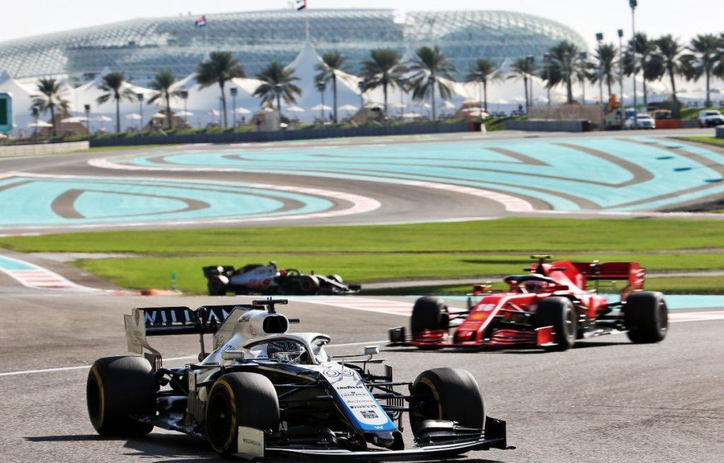 Williams Ferrari