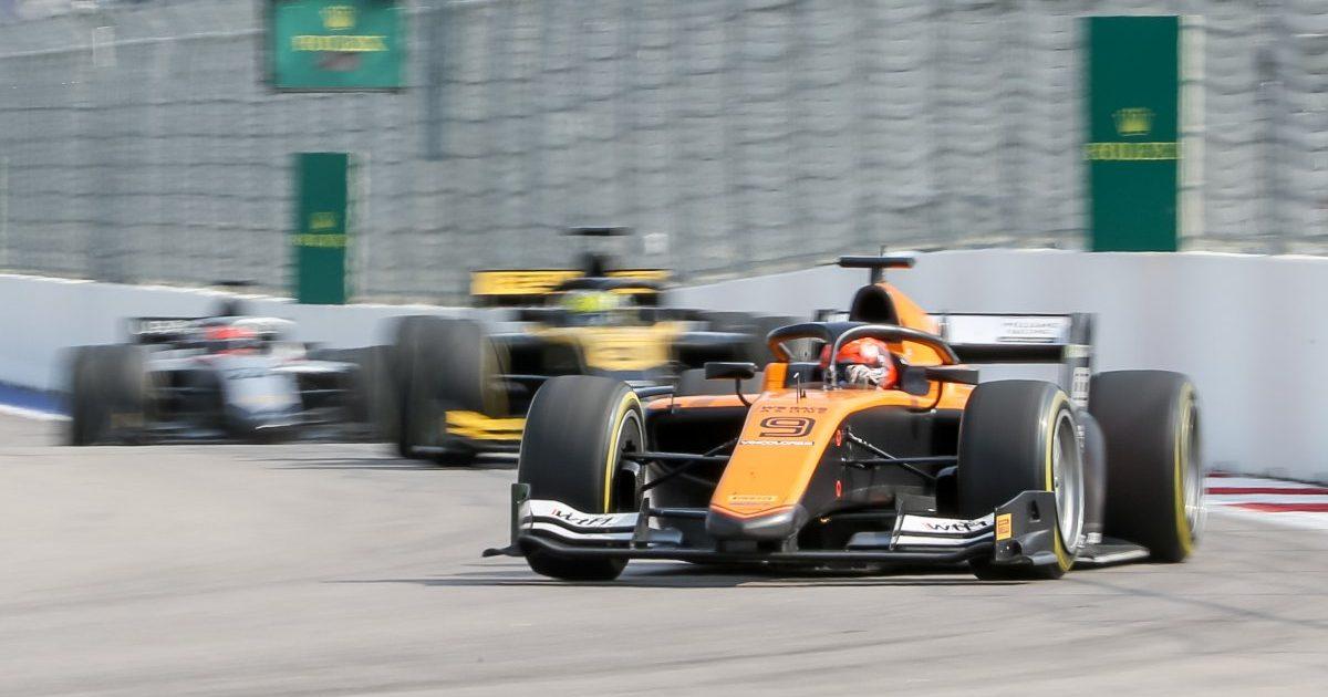 Jack Aitken Campos Racing
