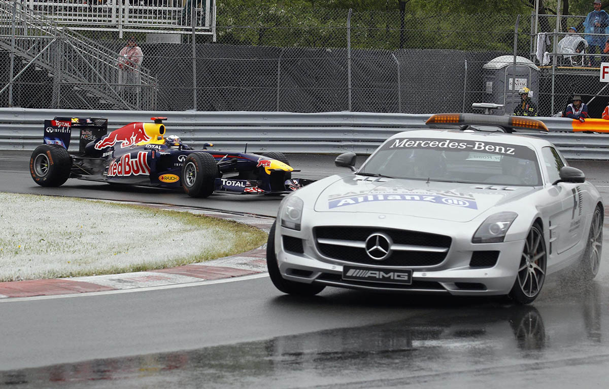F1 2011 Safety Car