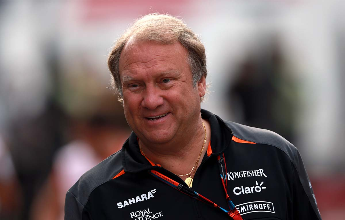 Bob Fernley Force India PA