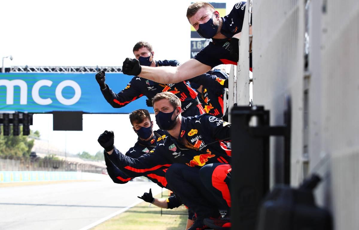 Equipo de Red Bull Formula 1