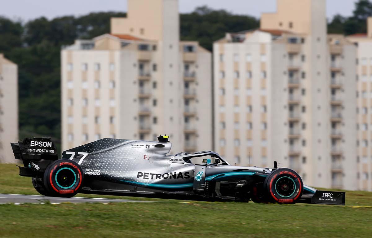 Mercedes W10 2019 Valtteri Bottas PA