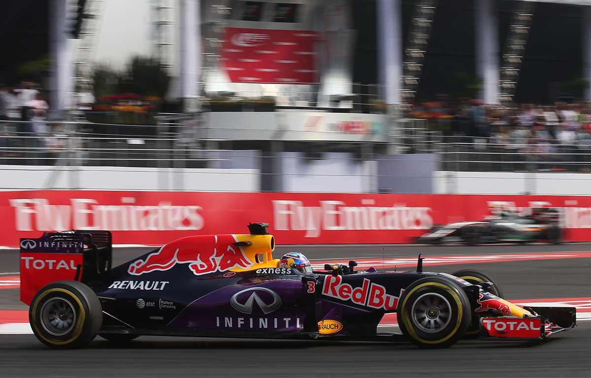 Red Bull RB11 Daniel Ricciardo PA