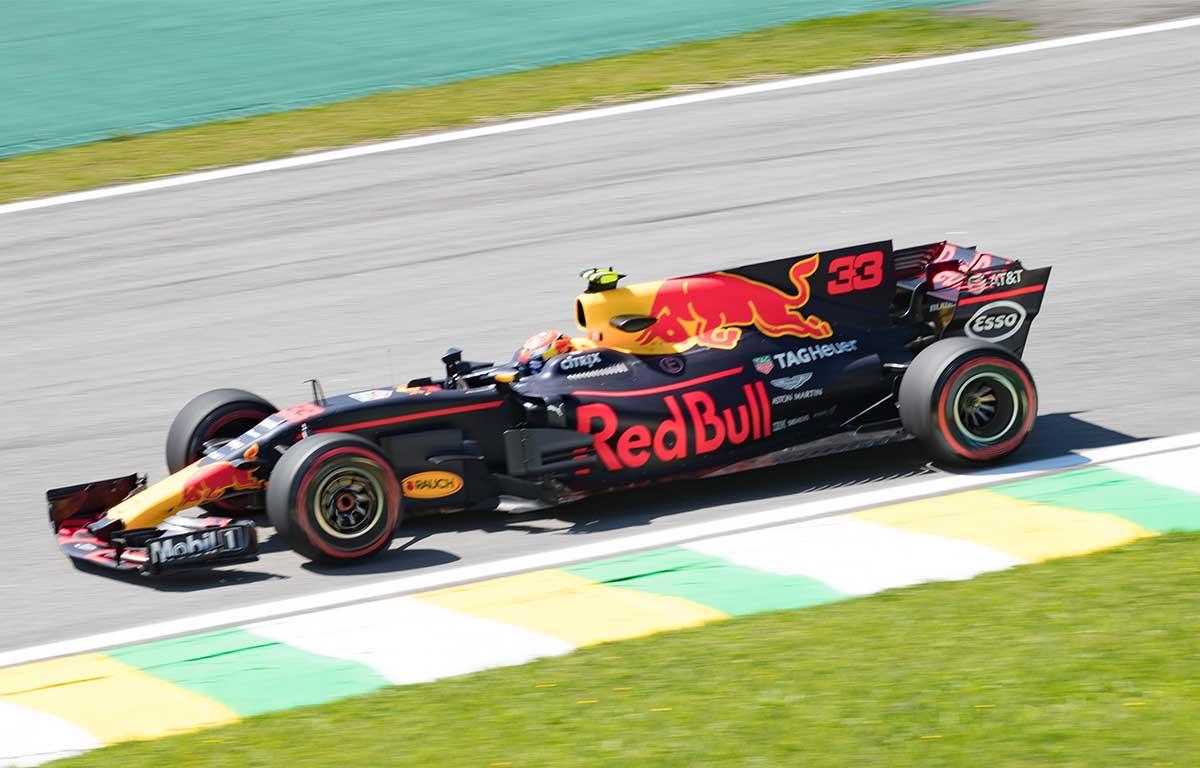 Red Bull RB13 Max Verstappen PA