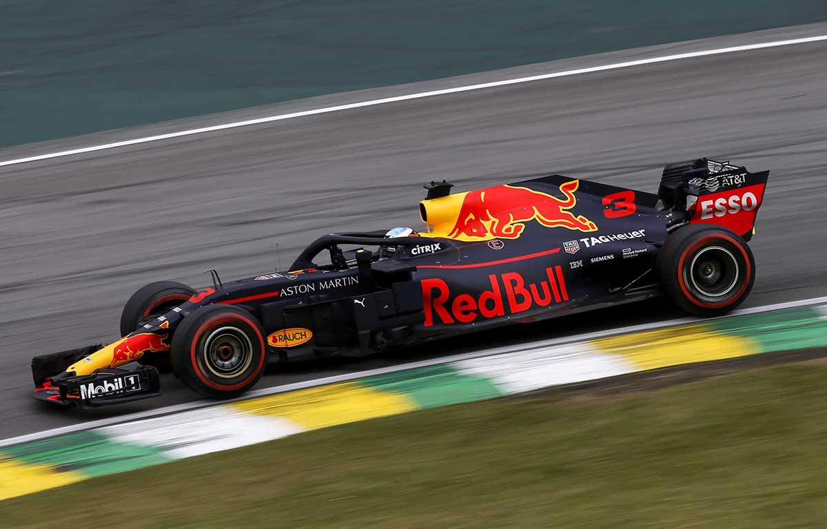 Red Bull RB14 Daniel Ricciardo PA
