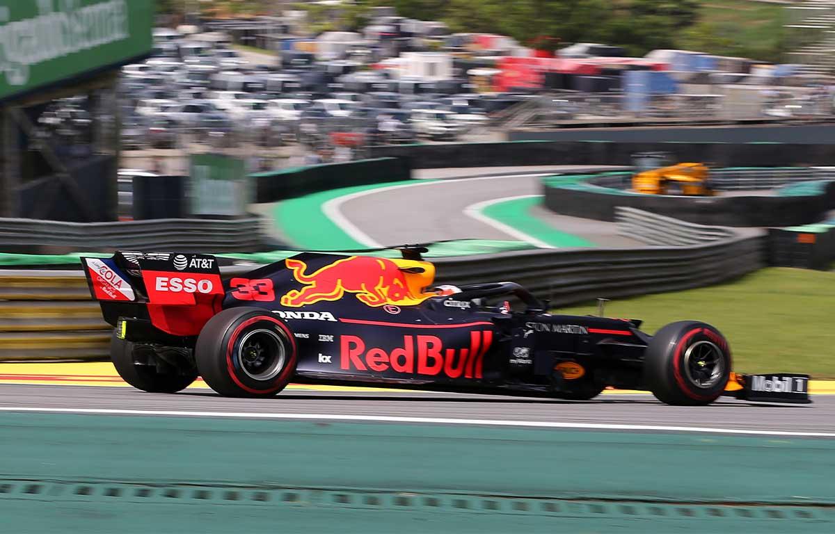 Red Bull RB15 Max Verstappen PA