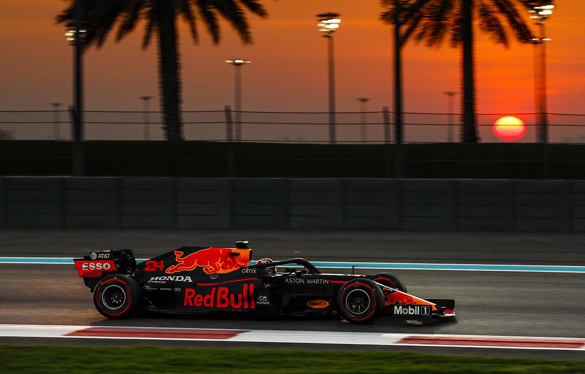 Red Bull RB16 PA