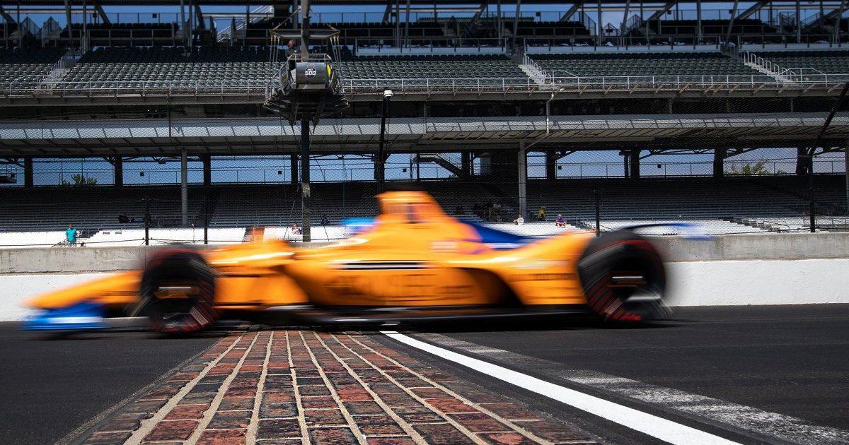 Mclaren Fernando Alonso IndyCar