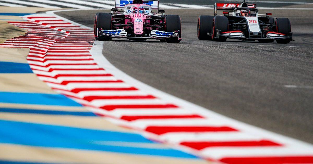 Haas Racing Point
