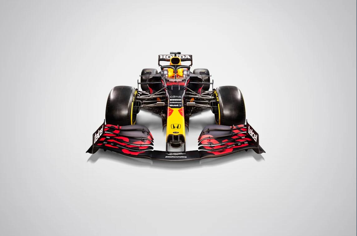 Red Bull RB16B-2