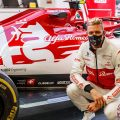 Mick Schumacher Alfa Romeo PA