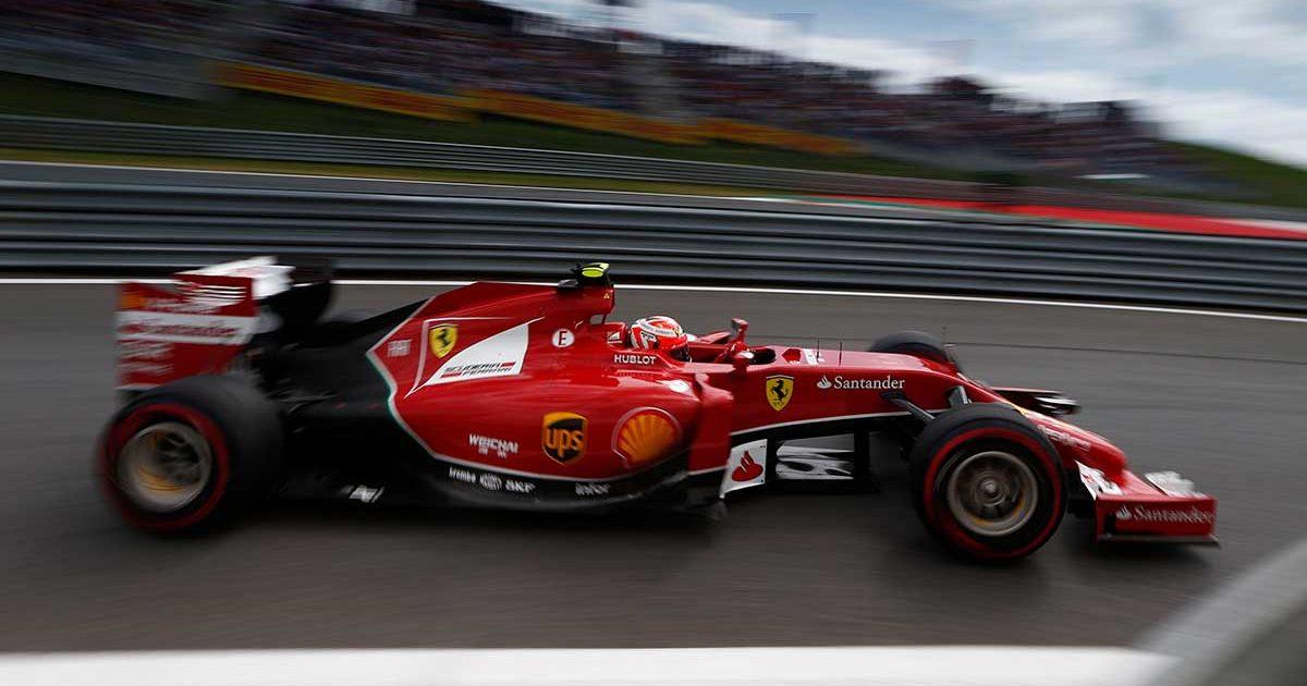 Ferrari F14 T 2014 PA